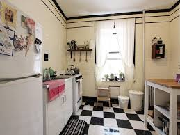 painted kitchen floor ideas black and white painted kitchen floor design ideas herringbone