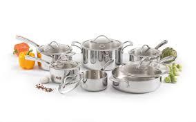 batterie cuisine professionnelle lagostina premium housewares cookware canada