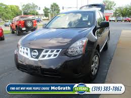 nissan rogue select 2015 new and used purple nissan rogue selects for sale getauto com