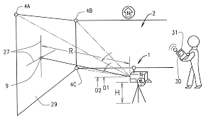 patent us7627448 apparatus and method for mapping an area of