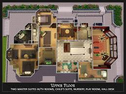 Wayne Manor Floor Plan Mod The Sims Stately Goth Manor Residential No Cc