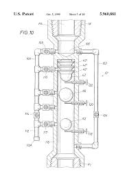 patent us5960881 downhole surge pressure reduction system and