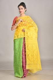 dhakai jamdani saree what is the price of dhakai jamdani saree in kolkata