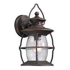 shop westmore lighting sutter u0027s mill 13 in h weathered charcoal