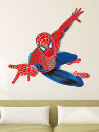 wall stickers spiderman wall stickers spiderman aspire decals and stickers buy aspire decals and stickers online in india