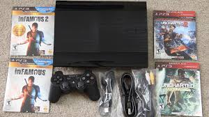 the best black friday ps3 deals 2017 sony playstation 3 ps3 super slim