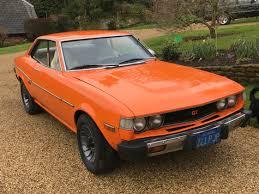toyota celica gt for sale uk 1976 toyota celica coupé car auctions