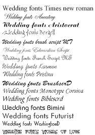 wedding invitations font wedding invitations fonts in microsoft word uc918 info
