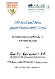Haas Und Kollegen Baden Baden Goethe Gymnasium Ludwigsburg