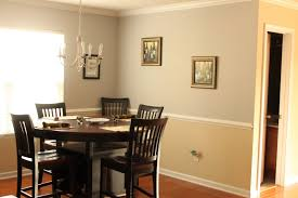Painting Dining Room With Chair Rail Dining Room Paint Ideas With Chair Rail Choosing Dining Room