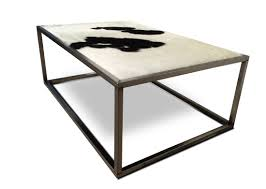 Room And Board Ottoman by Fireplace Beautiful Round Cowhide Ottoman With Wood Table And