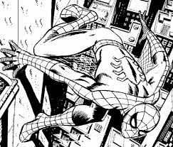 spiderman coloring spiderman coloring picture