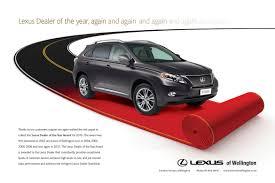 lexus is350 nz mistudio advertising lexus