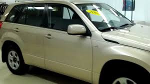 2008 suzuki grand vitara 4x4 w manual transmission at marketplace
