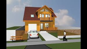 252 square meters house design and plans on 3 story level and