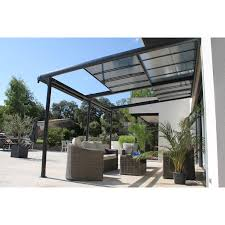Coupe Vent Terrasse Retractable by Pergola Leroy Merlin