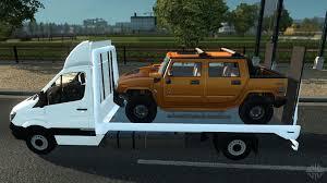 mega truck sprinter mega mod v1 for euro truck simulator 2