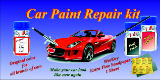 car paint repair kit