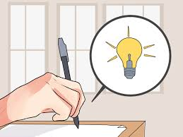 how to write strategy paper how to write a work plan 8 steps with pictures wikihow
