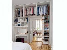 faire un dressing dans une chambre 15 idées de dressings pour un petit appartement dressing idée