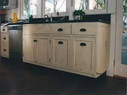 Cream Distressed Kitchen Cabinets How To Antique Kitchen Cabinets With Paint Nrtradiant Com