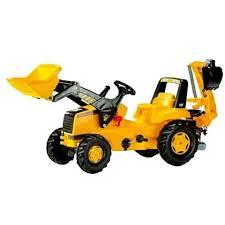 excavator halloween costume caterpillar backhoe loader pedal tractor toys