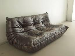 ligne roset sofa togo vintage leather togo sofa by michel ducaroy for ligne roset sale at
