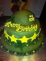 army cake ideas