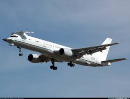 the boeing 757 that serves as honeywell u0027s test best aircraft for