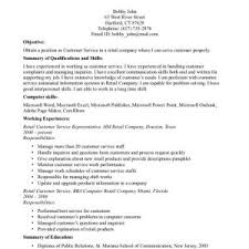 Samples Of Customer Service Resumes by Airline Customer Service Cover Letter Food Service Manager Cover