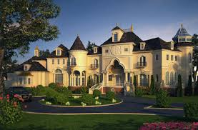 chateau style castle luxury house plans manors chateaux and palaces in