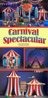 party city halloween decorations 2014 best 20 carnival party supplies ideas on pinterest circus party