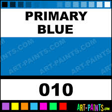 Powder Blue Paint Color by Primary Blue Egg Tempera Paints 010 Primary Blue Paint