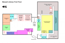 Weber State University Campus Map by Library Map Stewart Library