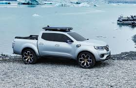 concept off road truck renault alaskan concept previews upcoming premium ute