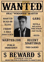 cool gangster wanted posters and interesting ideas of gangster the