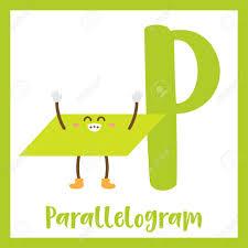 imagenes en ingles con la letra p letra p niños lindos formas geométricas coloridas flashcard alfabeto