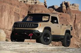 new jeep concept 2017 2019 jeep comanche concept redesign and review car 2018 2019