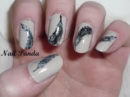 nail panda feather nails