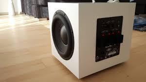 home theater subwoofer plate amplifier diy subwoofer peerless xls 10