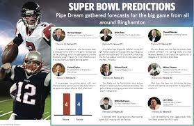 What Are The Super Bowl Predictions From 14 Animals Across The - super bowl li predictions pipe dream
