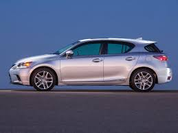 lexus ct200h sport lexus ct200h review business insider