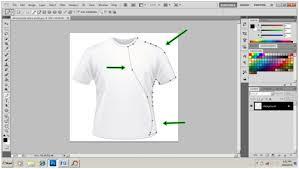 desain kaos futsal di photoshop cara mendesain baju dengan photoshop anjas dwi blog