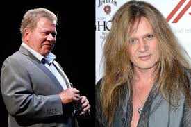 William Shatner Meme - william shatner and sebastian bach s twitter beef is as intense as