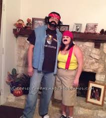 Cool Halloween Costumes Couples 183 Minute Costume Ideas Images Homemade