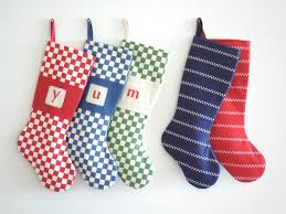 Stocking Designs by Modern Christmas Stocking Personalized Stocking Personalized