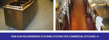 Commercial Kitchen Flooring Best Systems U0026 Floor Paint Options For Commercial Kitchens