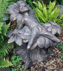 sleeping pixie garden ornament gardensite co uk