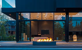 Linear Fire Pit by Fire Pits Fire Pit Bbq Fire Pit Designs Fire Pit