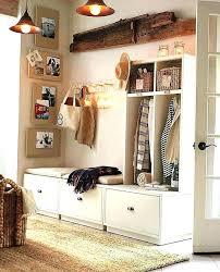 shoe storage locker white entryway storage with coat rack locker